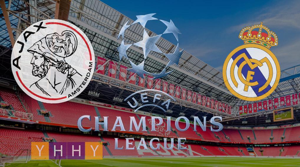 Аякс - Реал Мадрид, 1/8 финала Лиги чемпионов