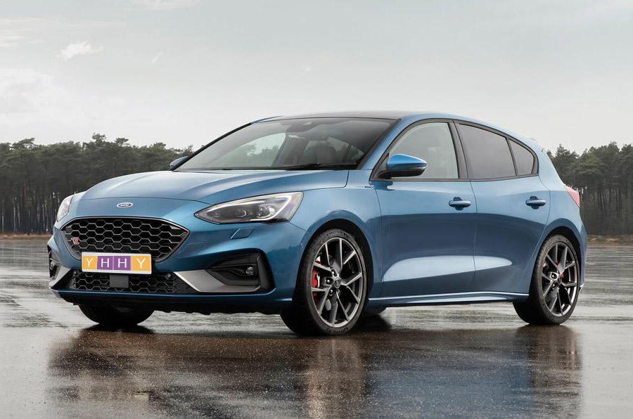 Новый Ford Focus ST 2019 мощностью 276 л.с.