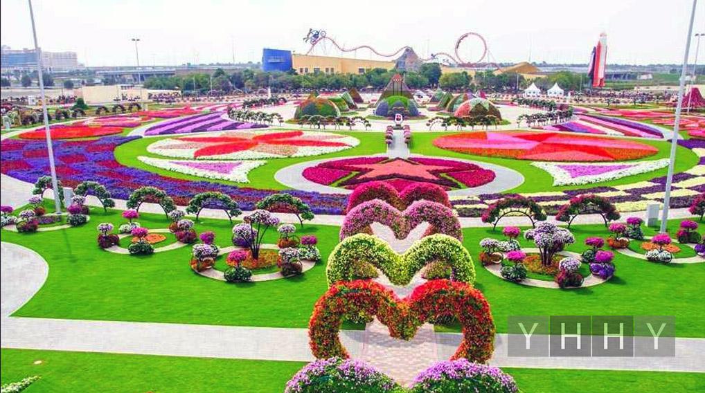 Романтические места в Дубае (ОАЭ)