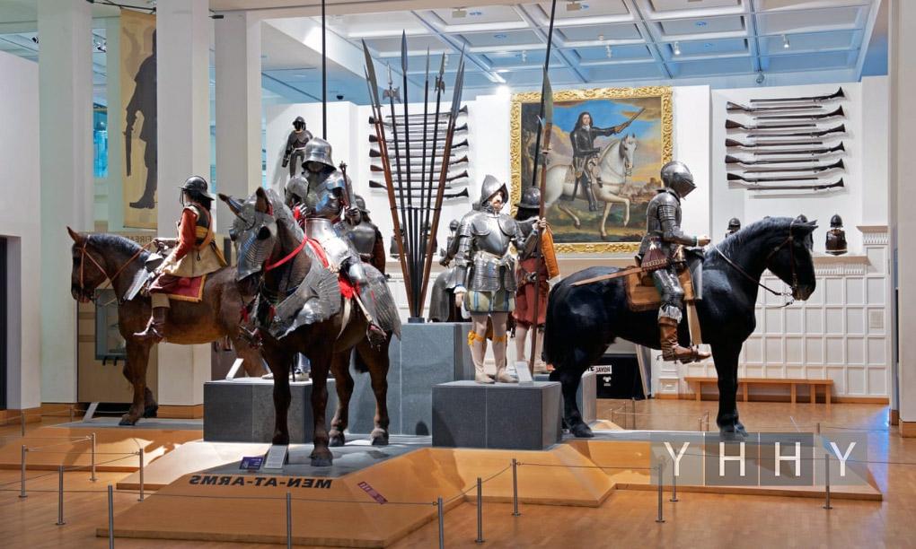 Королевский Оружейный Музей, Лидс