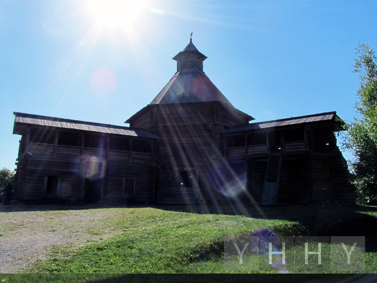 Музей деревянного зодчества в Коломенском