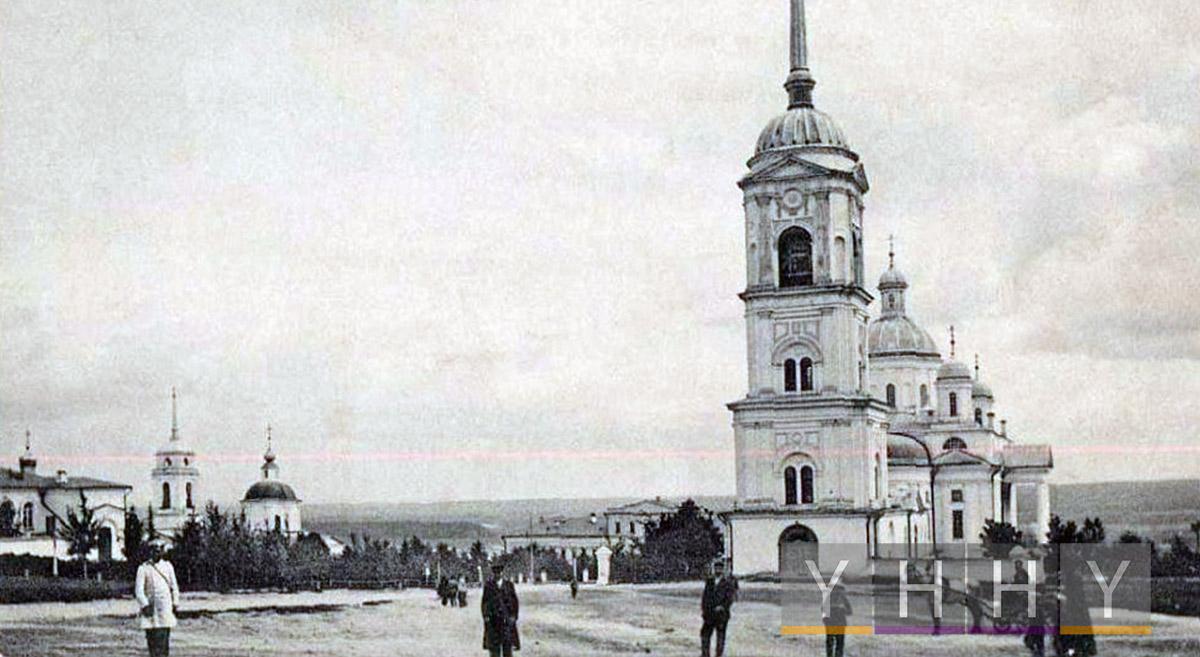 Соборная площадь, Пенза, 1920-е года