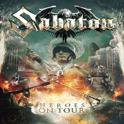Альбом Sabaton - Heroes on Tour (2016)