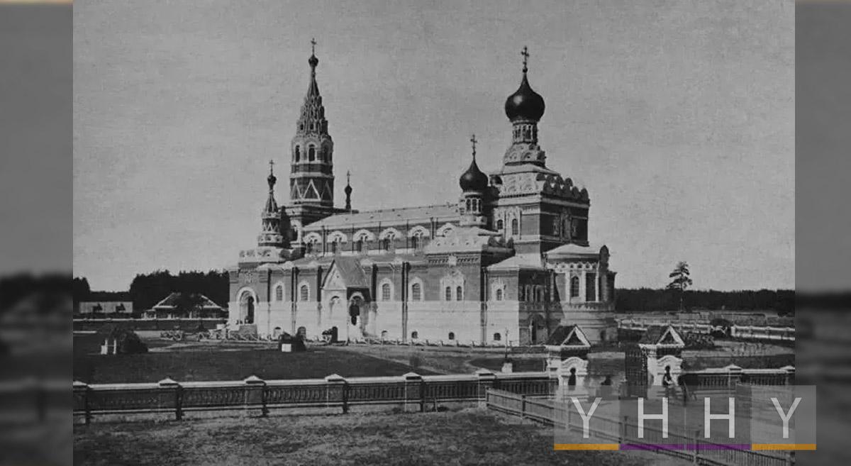 Георгиевский собор в городе Гусь-Хрустальный, 1900 – 1913 года