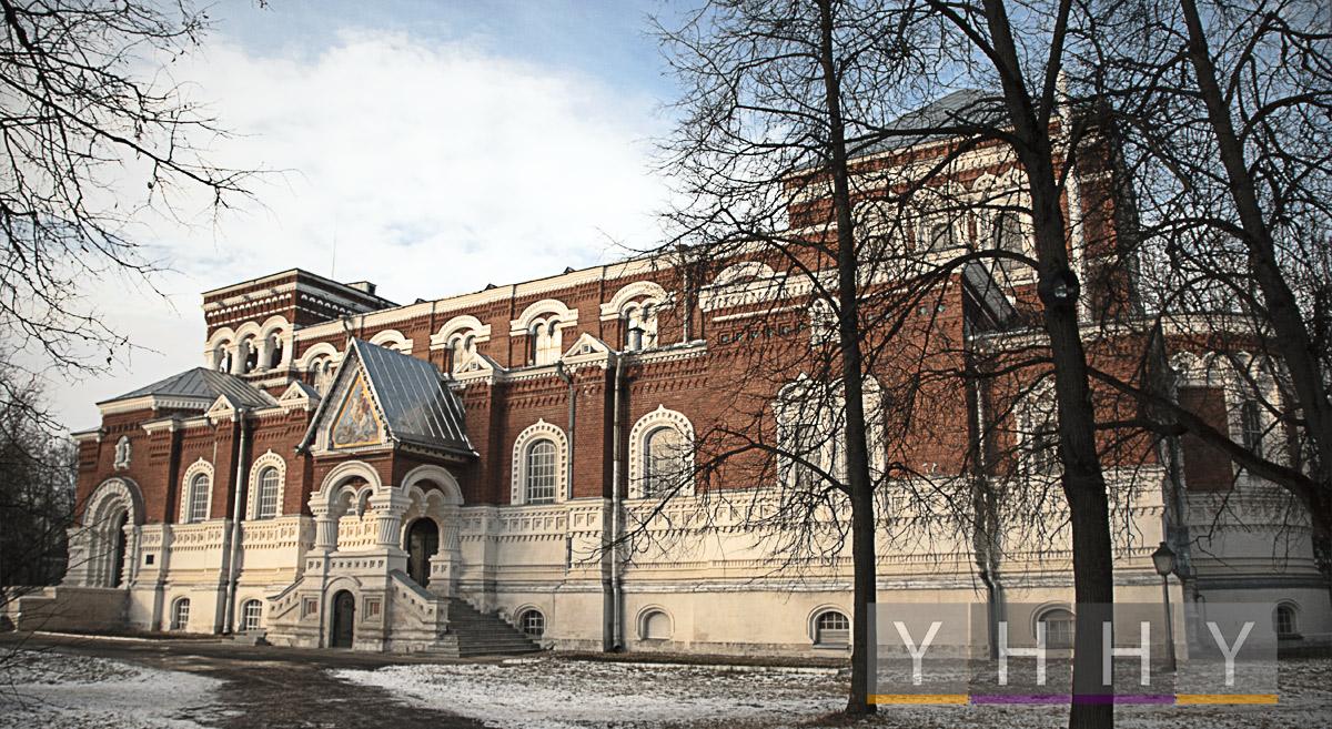 Музей Хрусталя Мальцовых в городе Гусь-Хрустальный