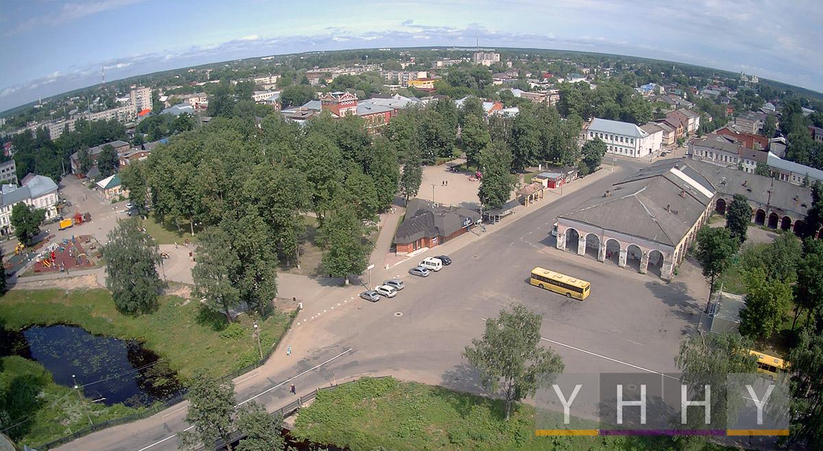 Вышний Волочёк, Тверская область