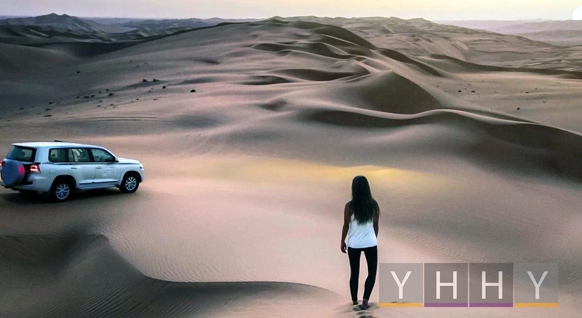 Индивидуальные экскурсии по пустыне из Абу-Даби