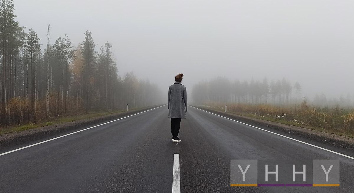 Дорога в туман, Мурманская область