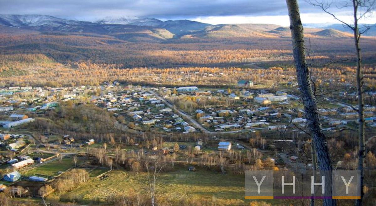 Село Эссо, Камчатский край