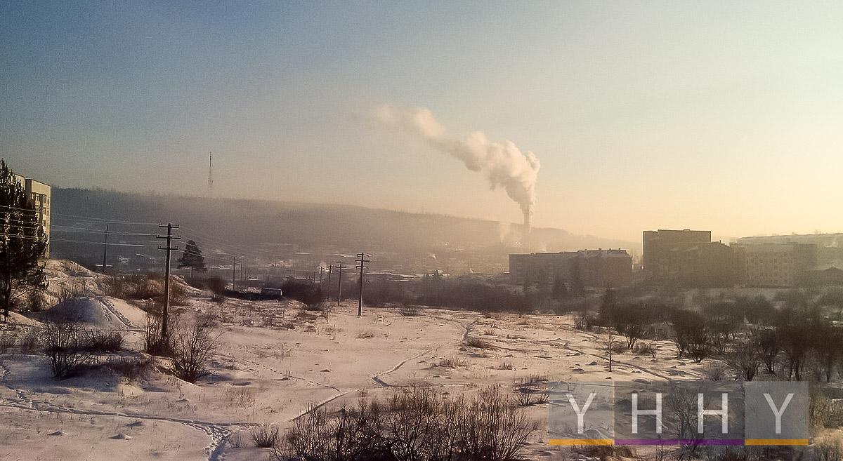 Железногорск-Илимский (Иркутская область)