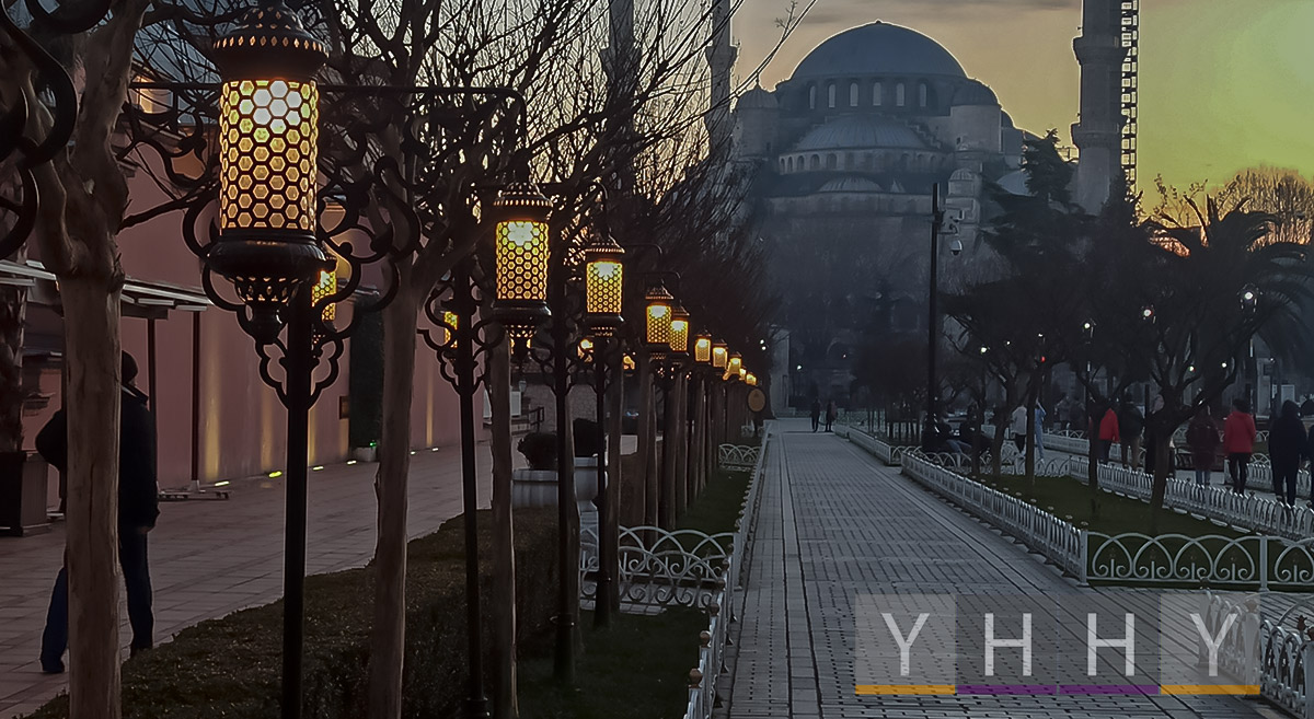 10 лучших романтических мест в Стамбуле