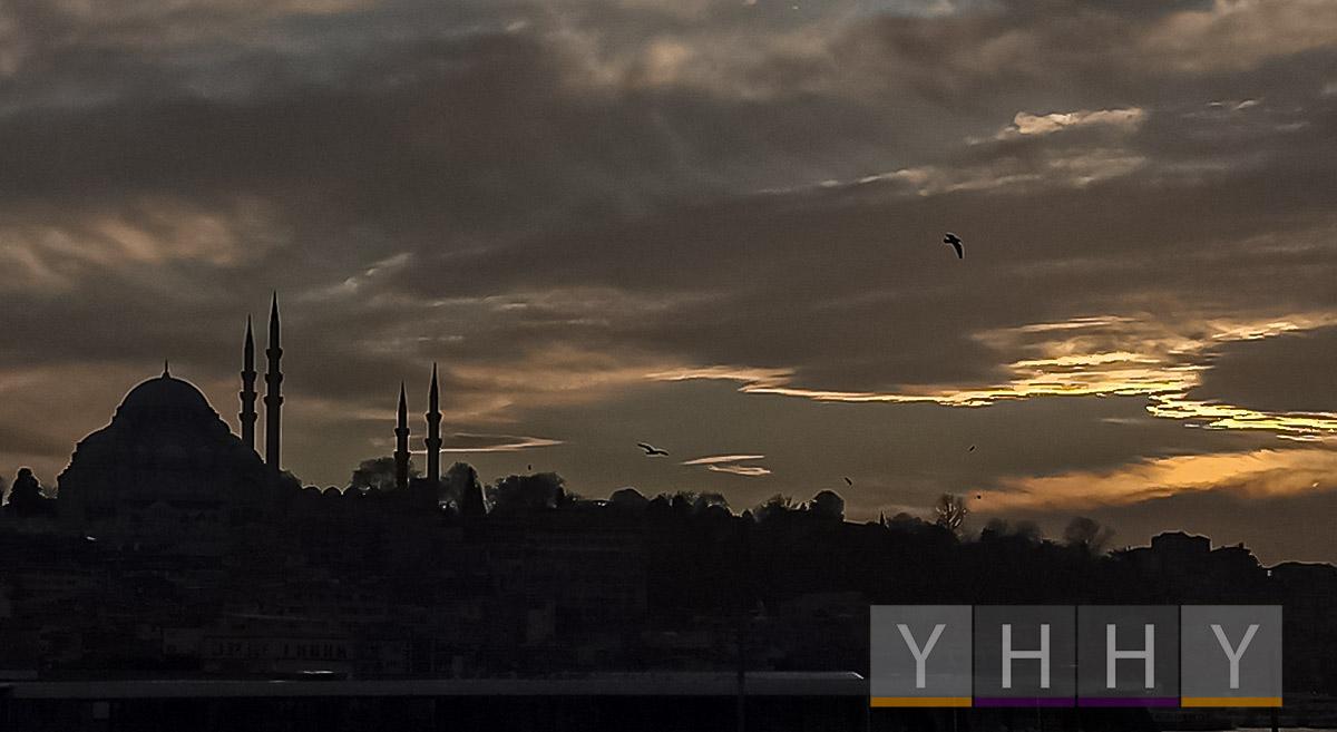 8 знаменитых мечетей Стамбула