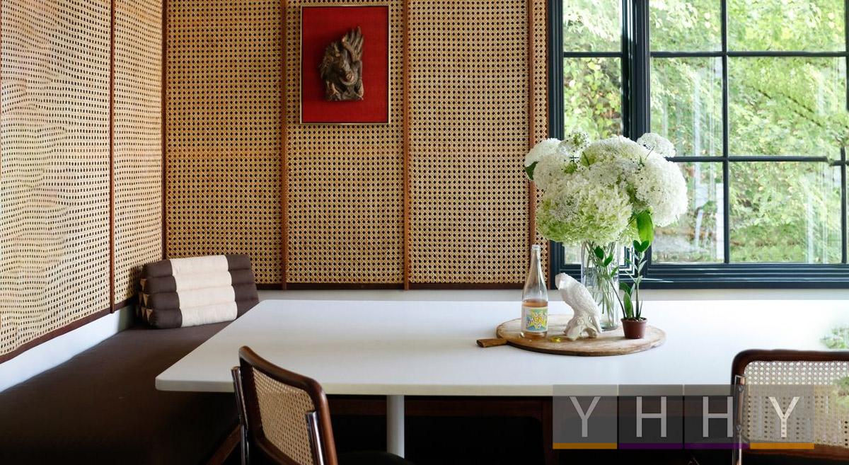 Cамые крутые cтены в столовой от Le Whit