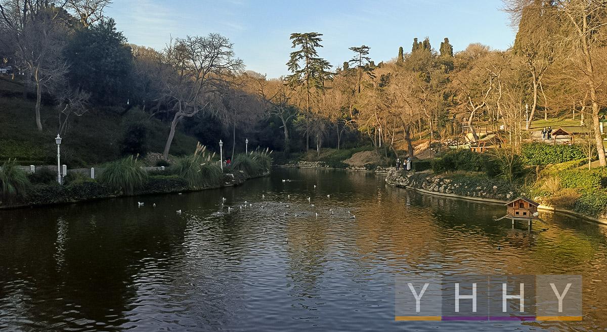 Парк Йылдыз в Стамбуле