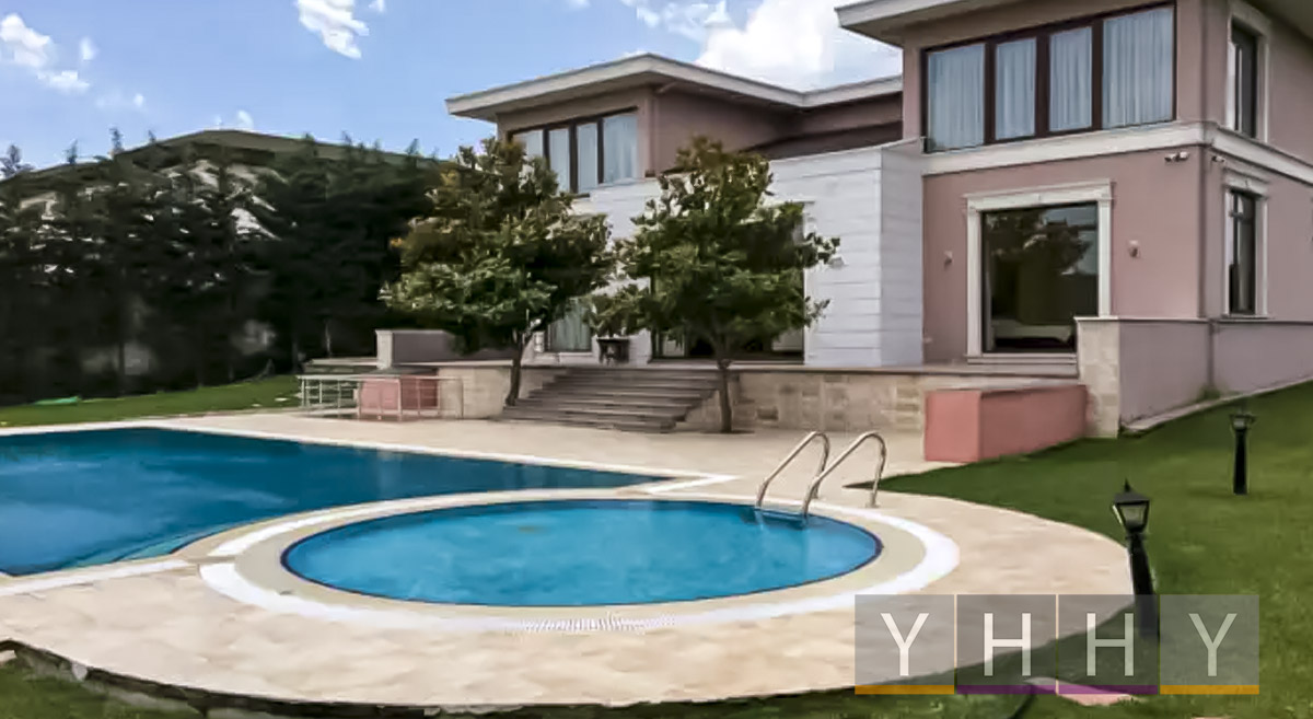Villa Banu в Стамбуле