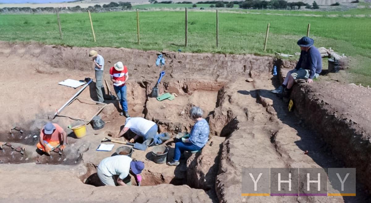 Новое археологическое открытие в Йоркшире может переписать британскую предысторию