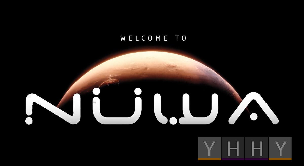 Планы первого города Нюва на Марсе к 2100 году