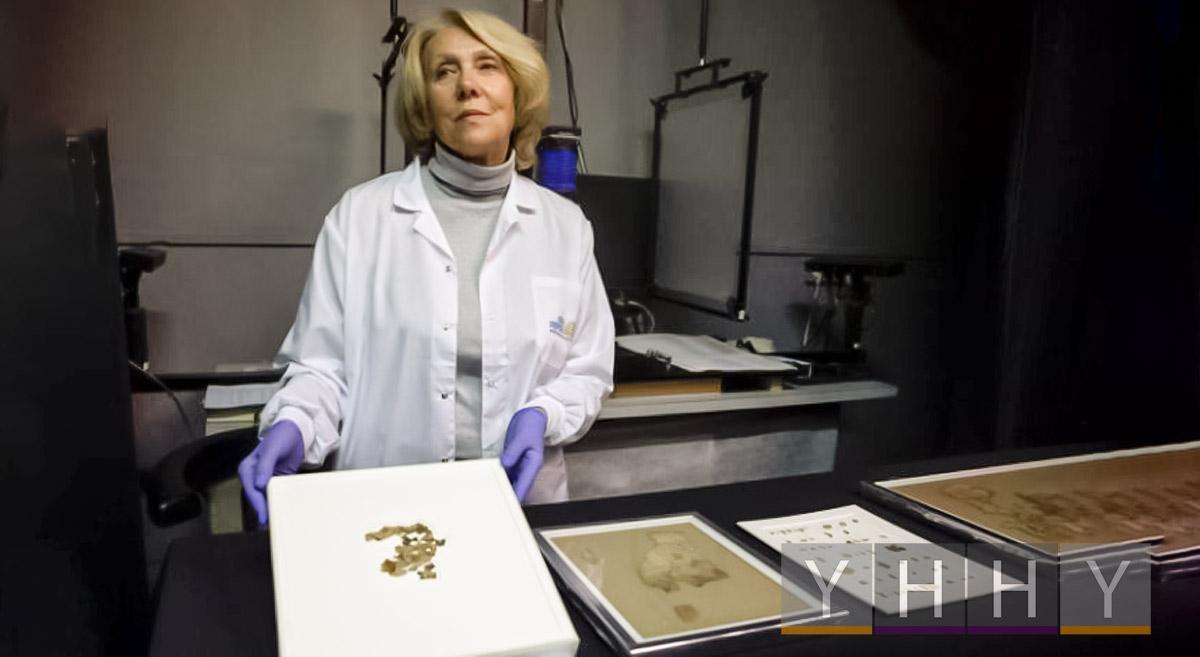 Израильские археологи объявили об открытии новых свитков Мертвого моря