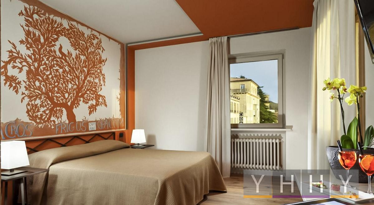 Отель Titano Suites в Сан-Марино