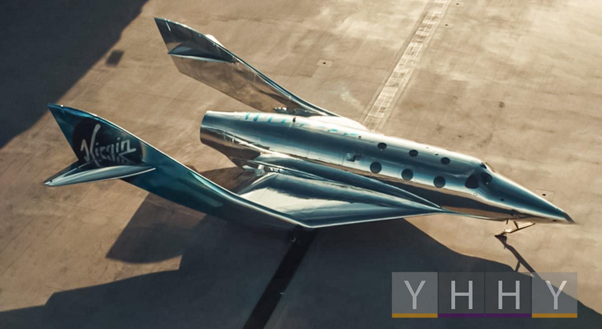 Virgin Galactic представляет новый SpaceShip III