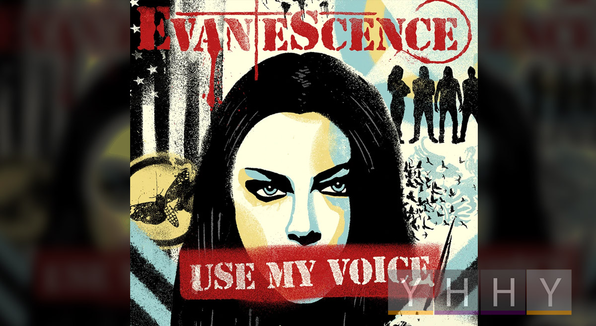 Песня Use My Voice группы Evanescence