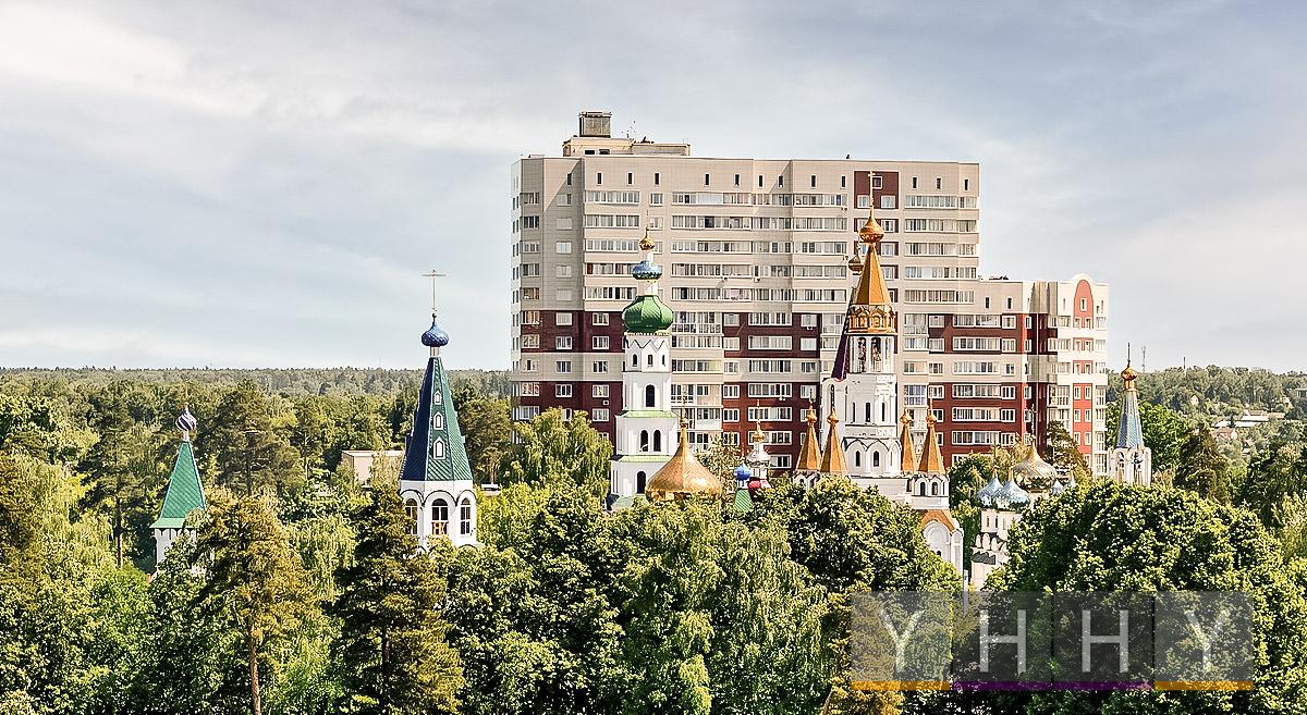 Город Пушкино, Московская область