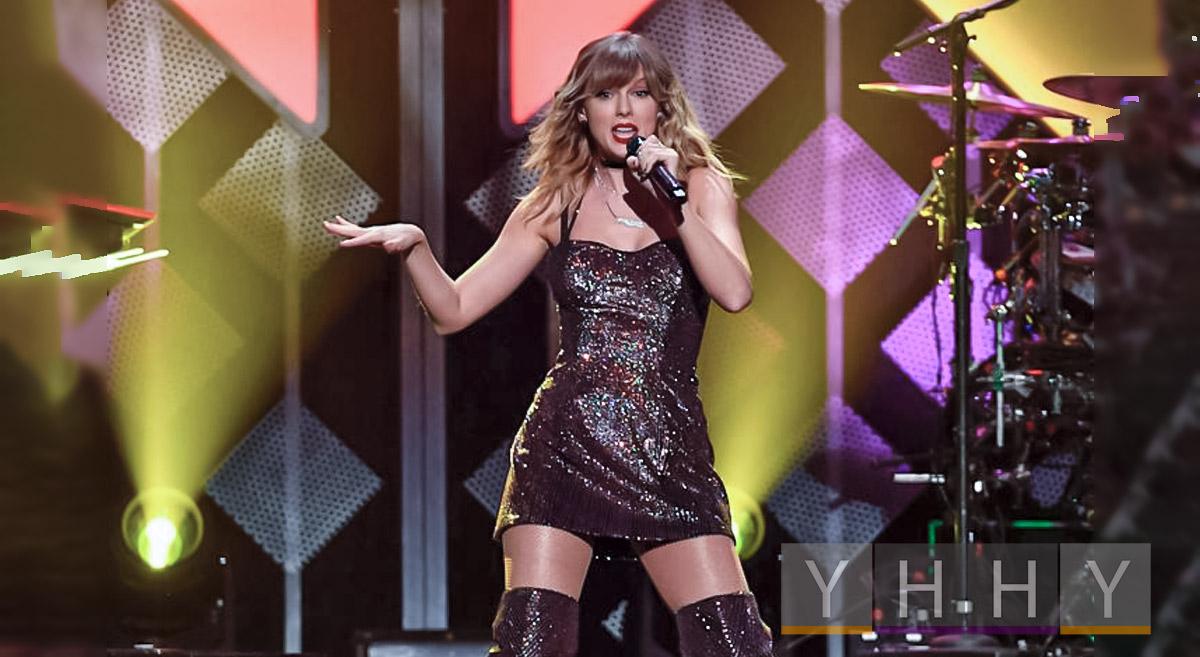 Тейлор Свифт побила рекорд Битлз после выхода альбома Fearless