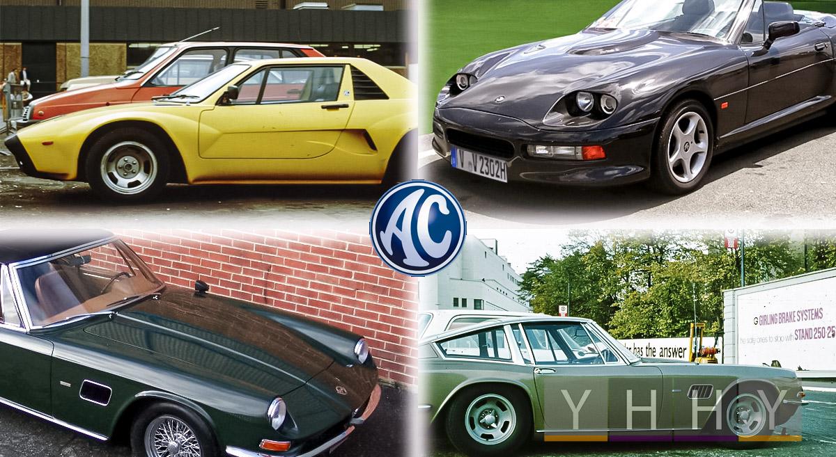 Марка автомобилей AC Cars