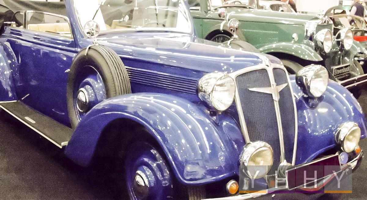 Модель автомобилей Adler Diplomat