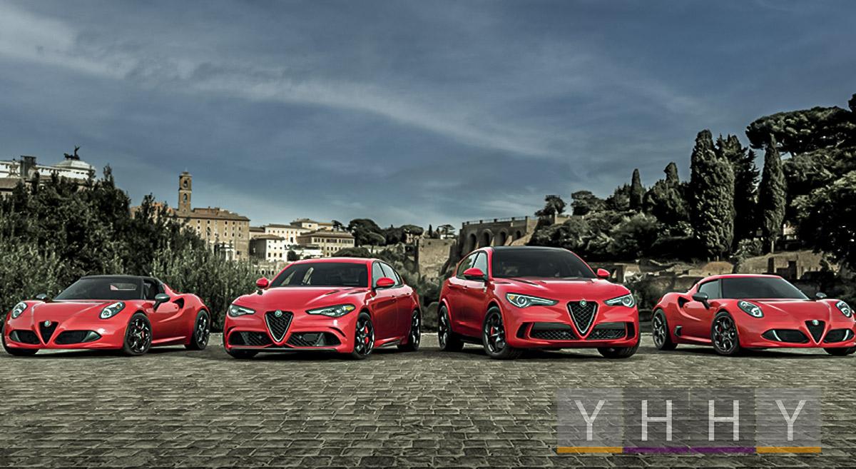 Марка автомобилей Alfa Romeo