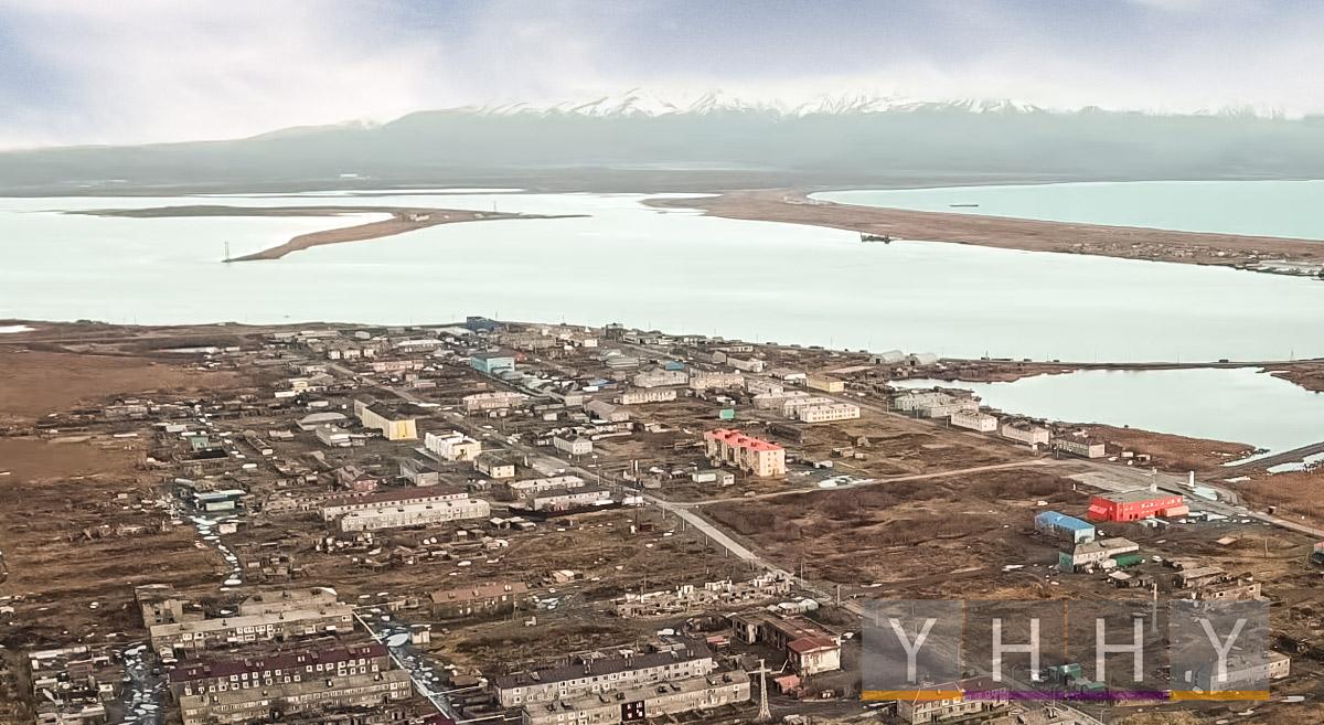 Поселок Усть-Камчатск (Камчатский край)
