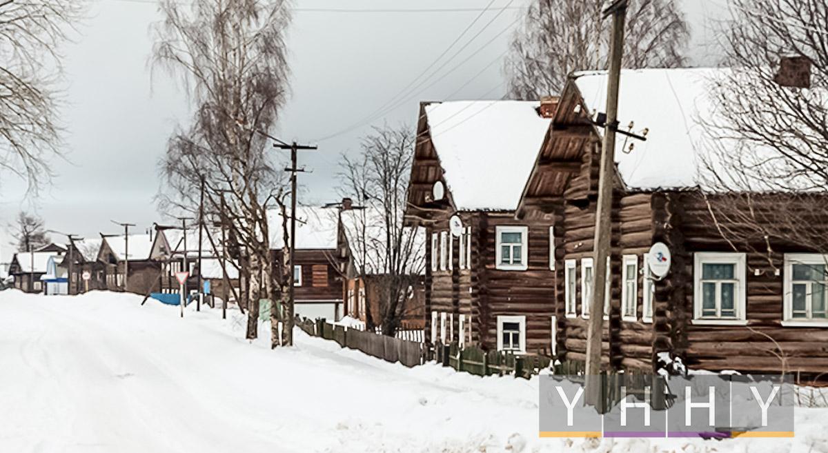 село Карпогоры