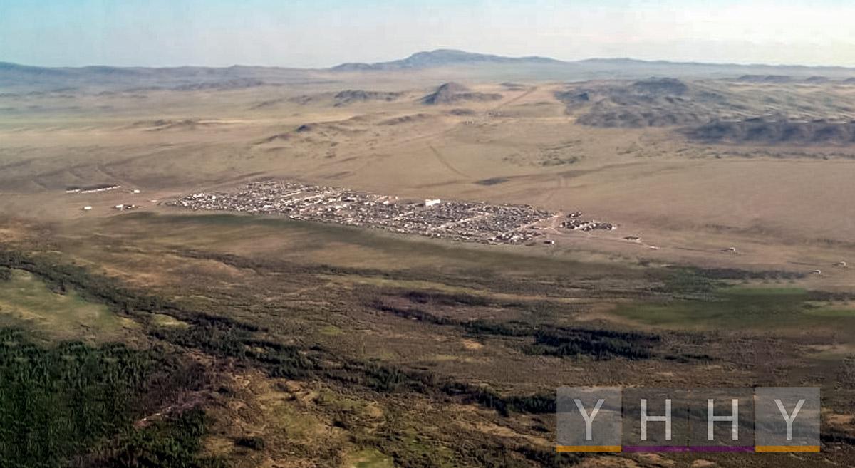 Село Хандагайты (Республика Тыва)