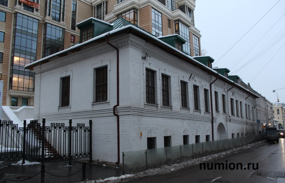В Москве открылся музей нумизматики