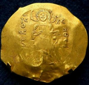 Выставка монет в гохране России.